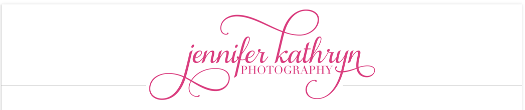 Jennifer Kathryn Photography Blog logo